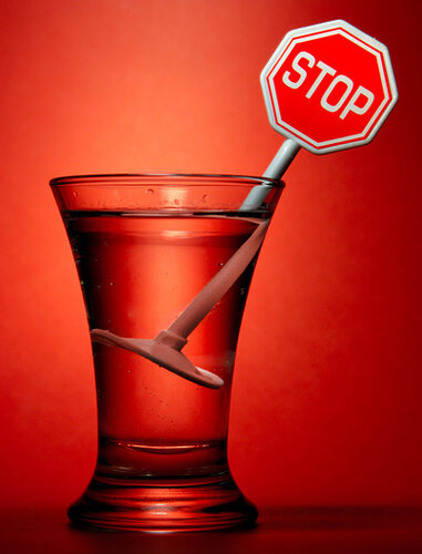 Не пей за рулем!