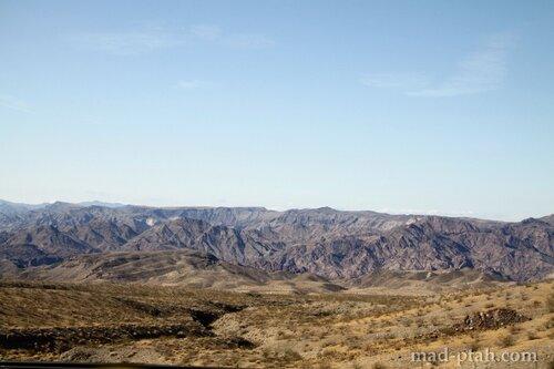 горы, невада, аризона, сша