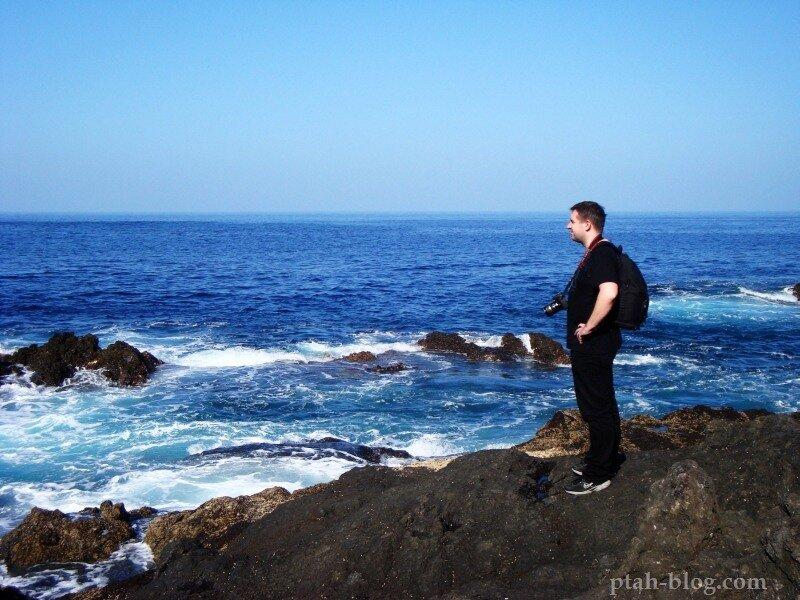 Атлантическое побережье, Тенерифе