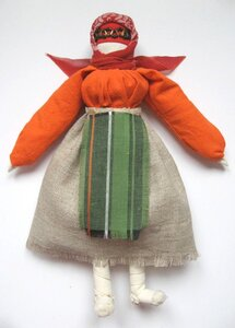 Кукла Рябинка