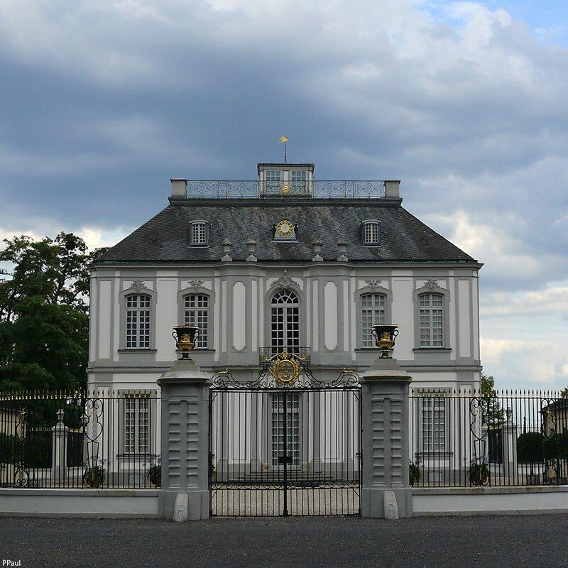 Охотничий дворец Фалькенлуст (Jagdschloss Falkenlust)