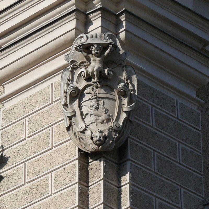 Геральдика старого Зальцбурга