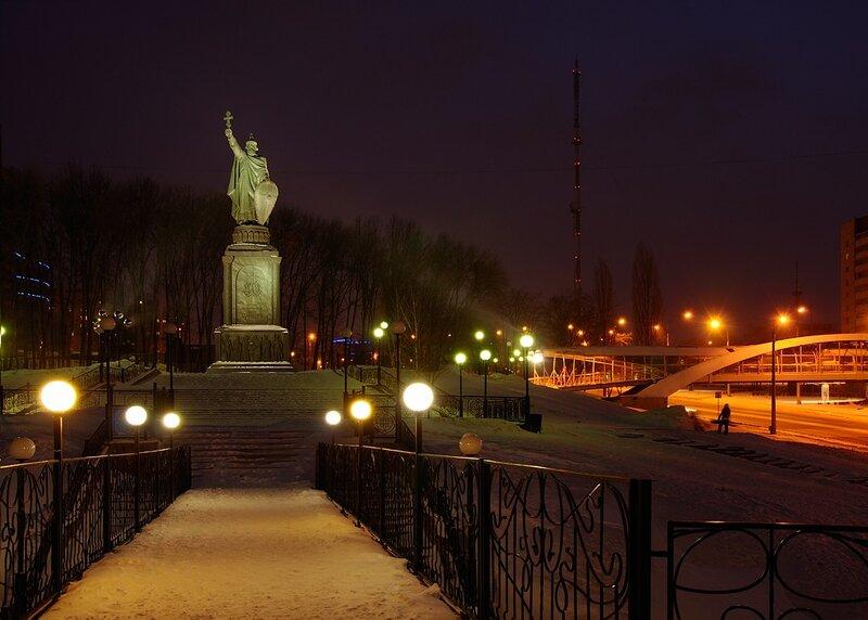 фотография Киевский князь Владимир - креститель Руси. выполнена в жанре Белгород.