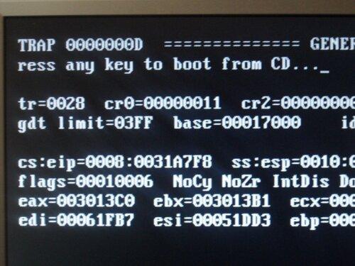 В ней будет иметься установочный файл и все необходимые папки рабочей операционной системы