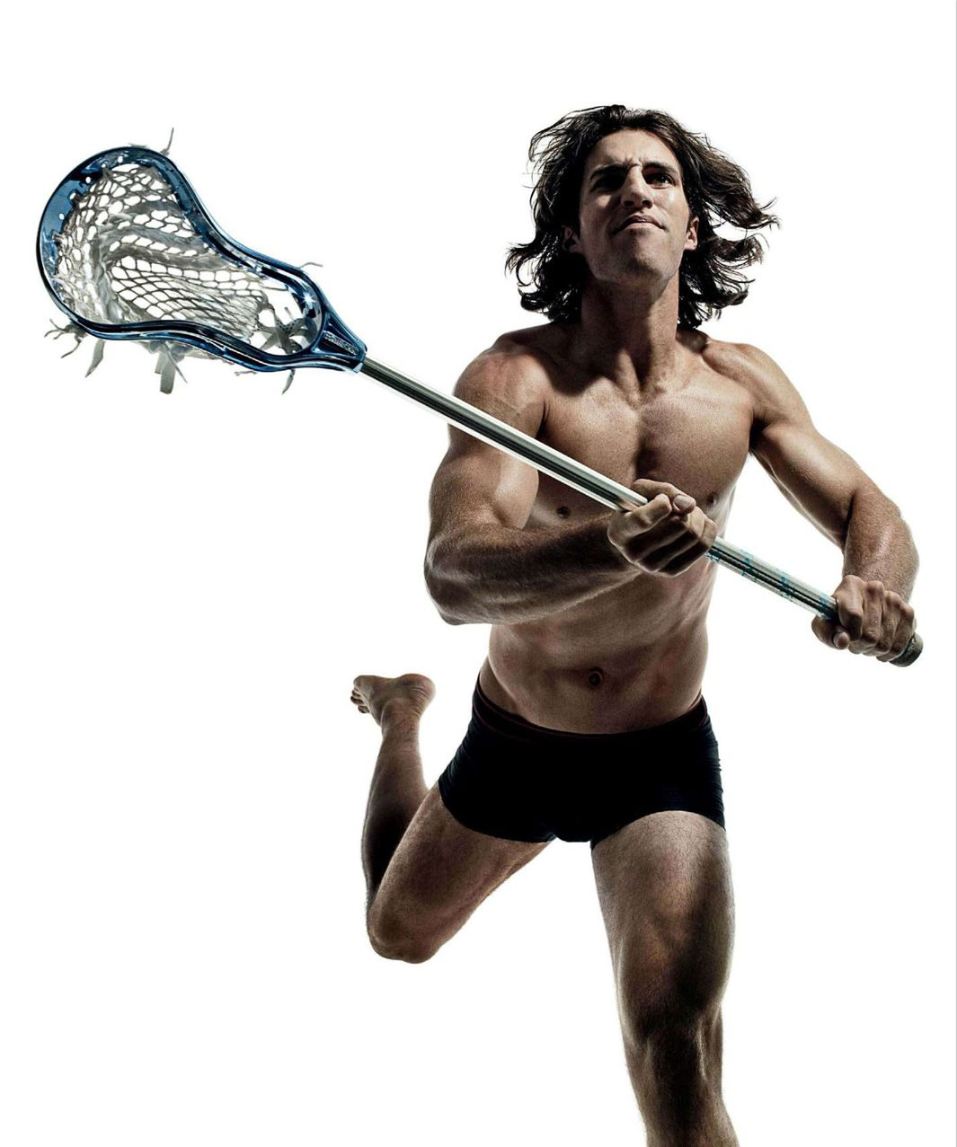 Пол Рабил / Paul Rabil - ESPN Magazine Body Issue 18 october 2010