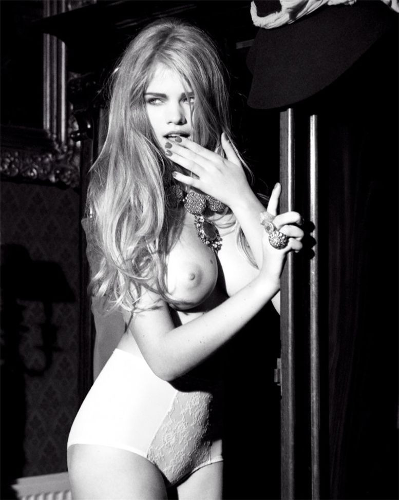 сексуальная девушка Валерия / Valerie, фотограф James White