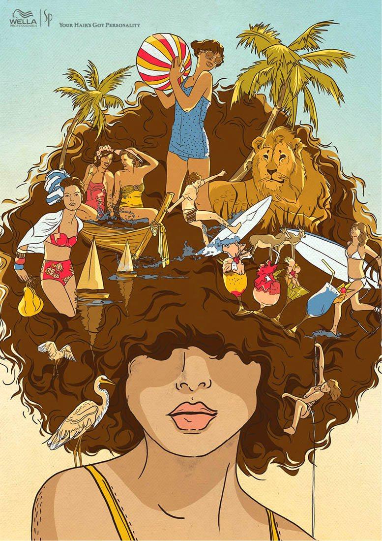 Wella Haircare - Brunette / брюнетка
