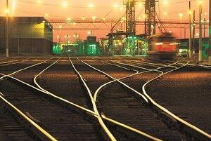 Во Владивостоке проверили санитарное состояние железной дороги