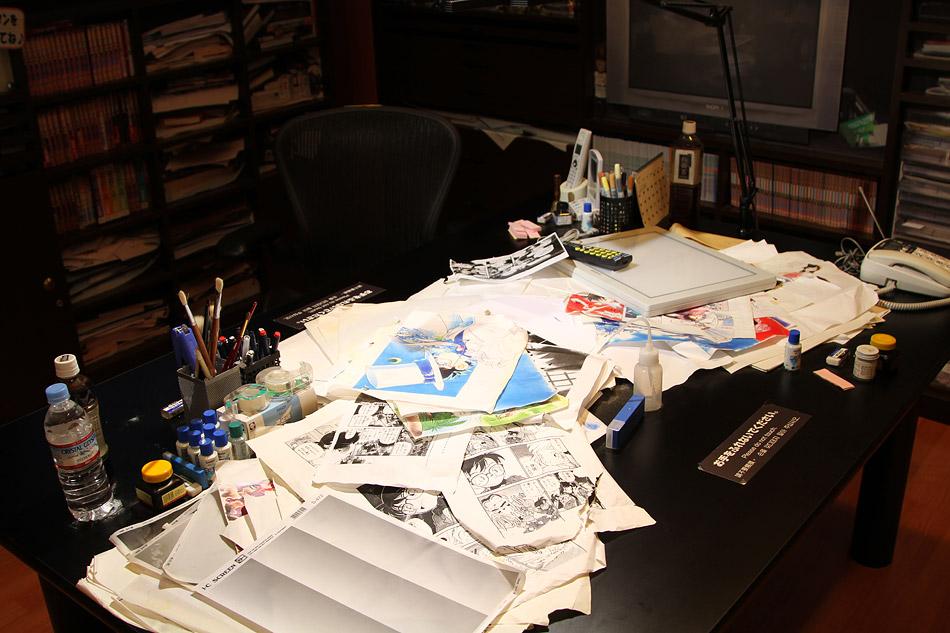 Detective Conan: Студия-музей аниме. Япония.