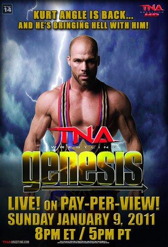 Post image of TNA Genesis 2011