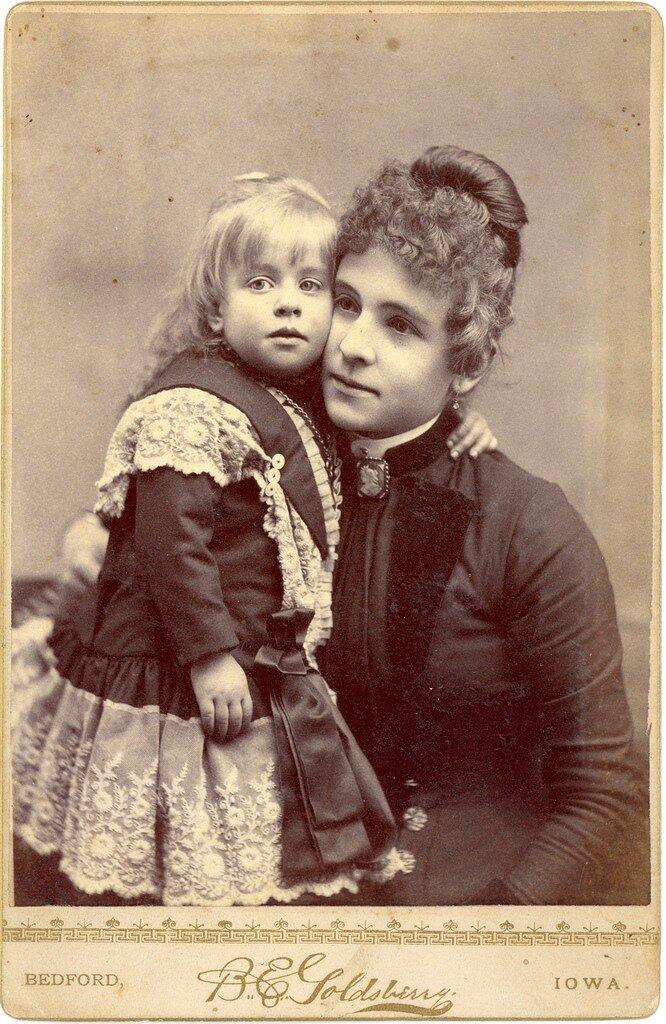 старинные фотографии,1880s