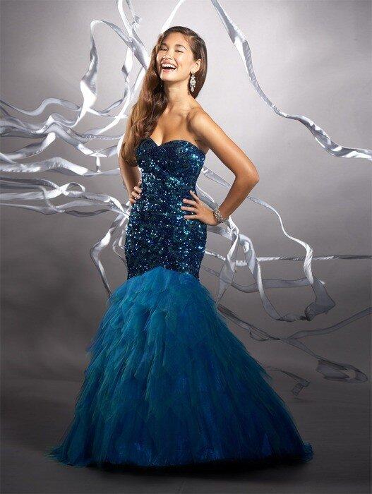 Вечерние платья - pic Evening dresses фото 338480.