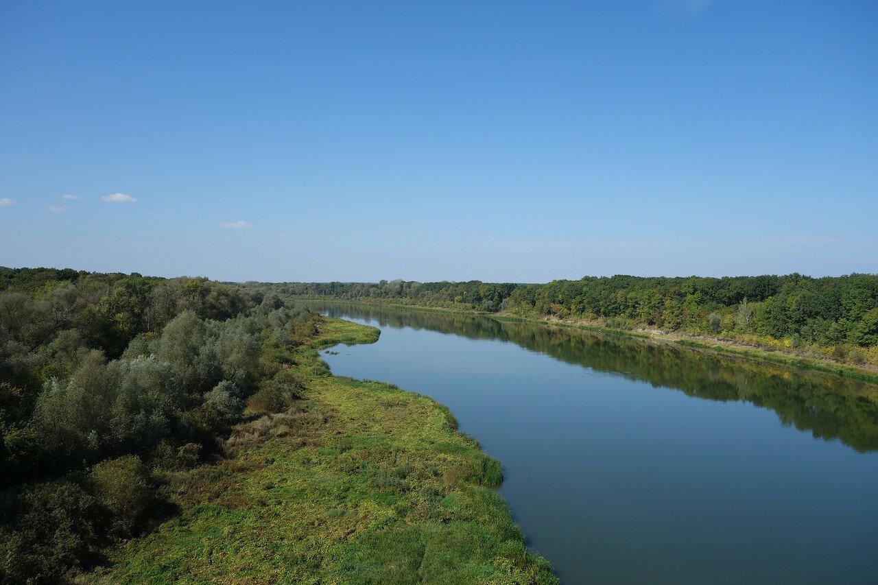 река Дон у Белогорья