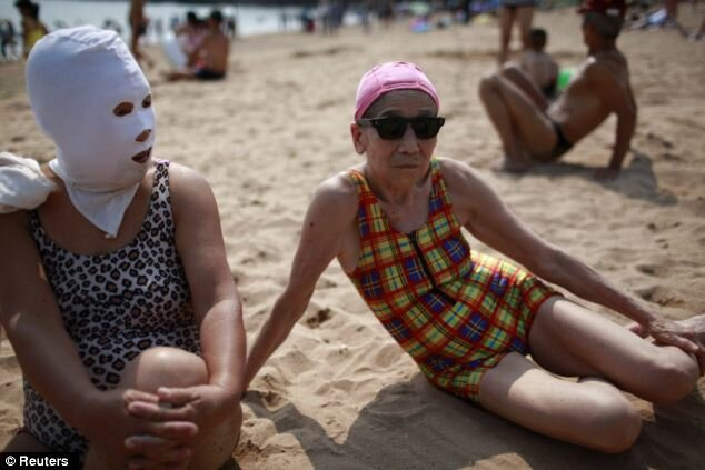 Загадочные маски