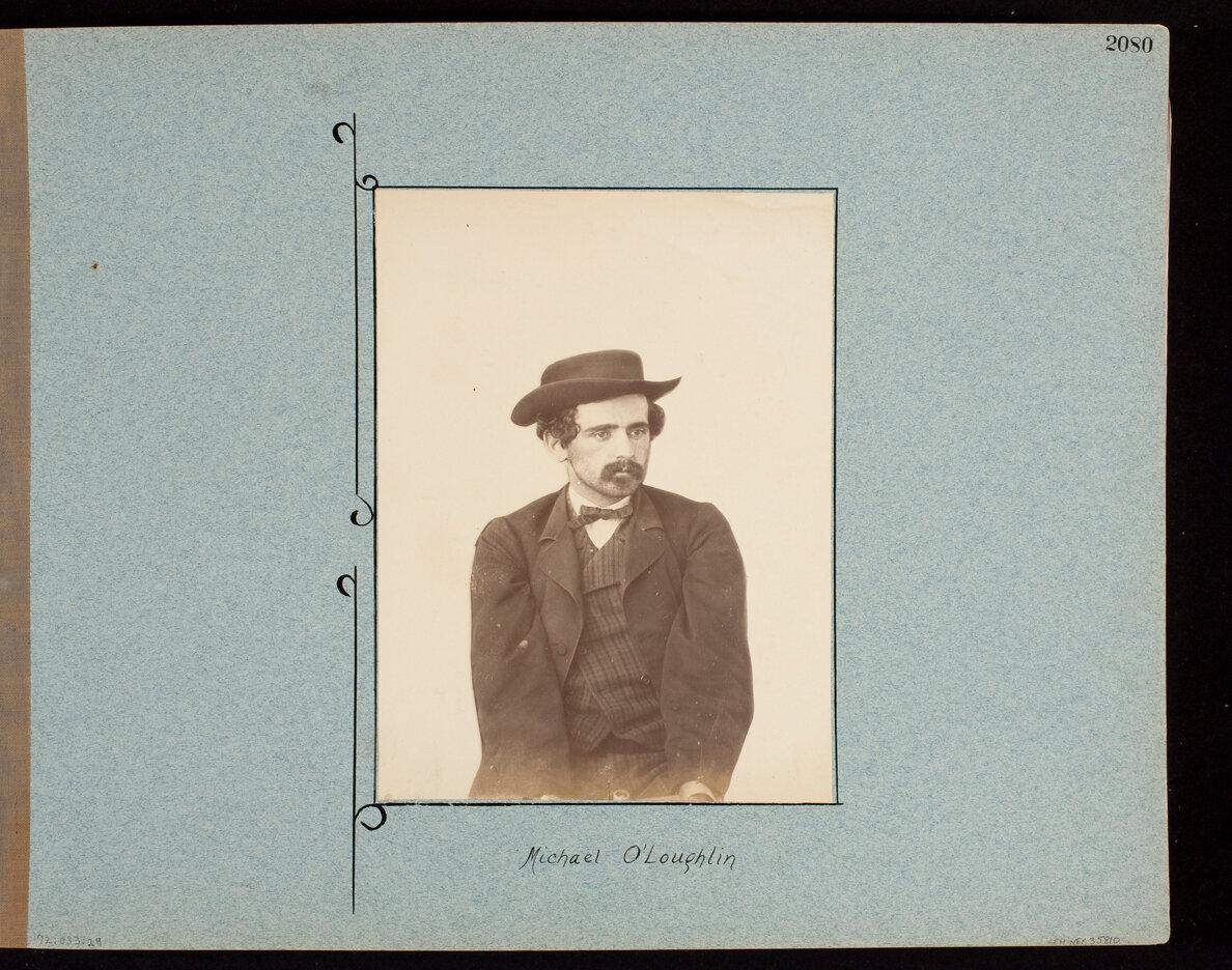Michael O'Loughlin (sic)