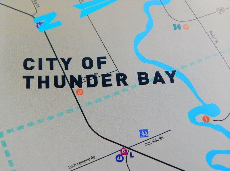 Thunder Bay.