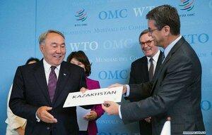 Казахстан вступает в ВТО