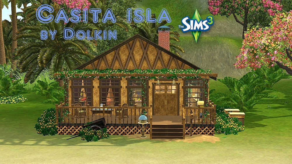 Casita de Isla by Dolkin