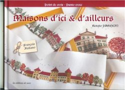 Книга Maisons d'ici & d'ailleurs
