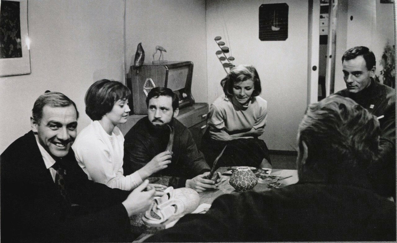 """""""Вертикаль"""", 1966 год."""