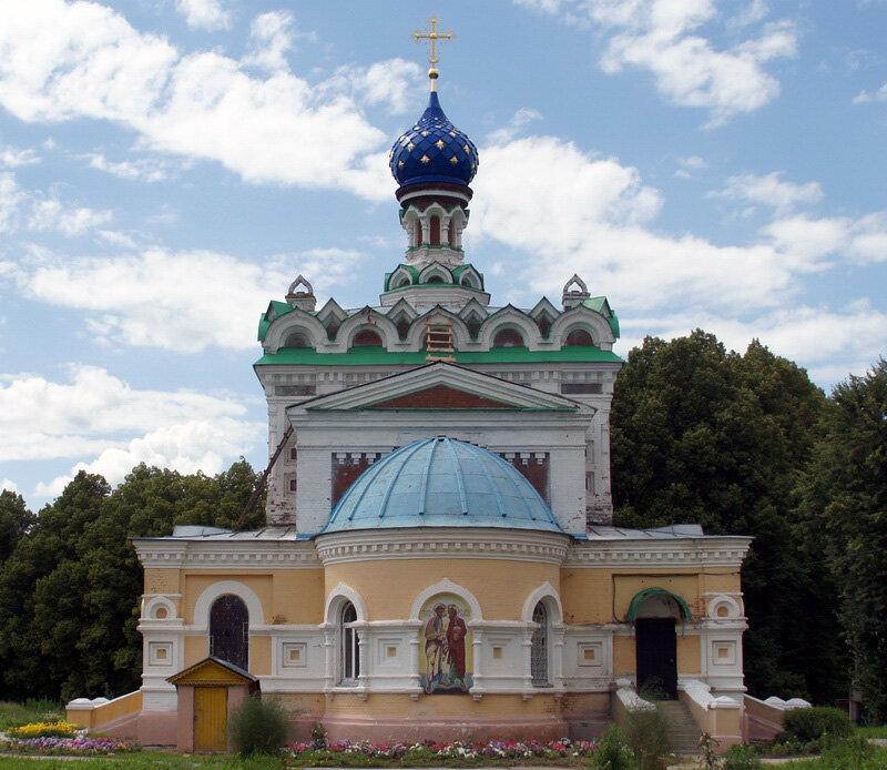 Храм в Старожилове