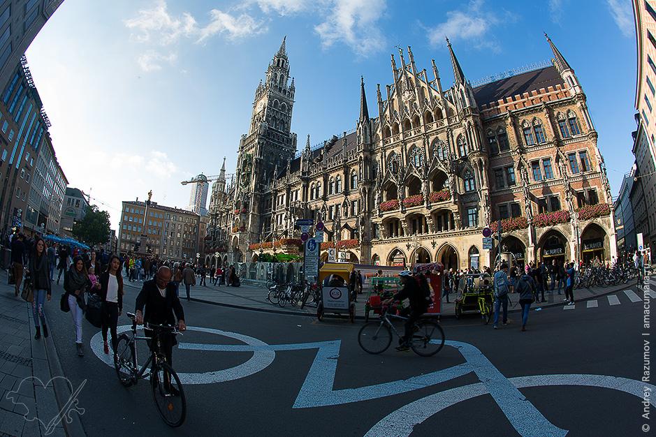 Германия Мюнхен