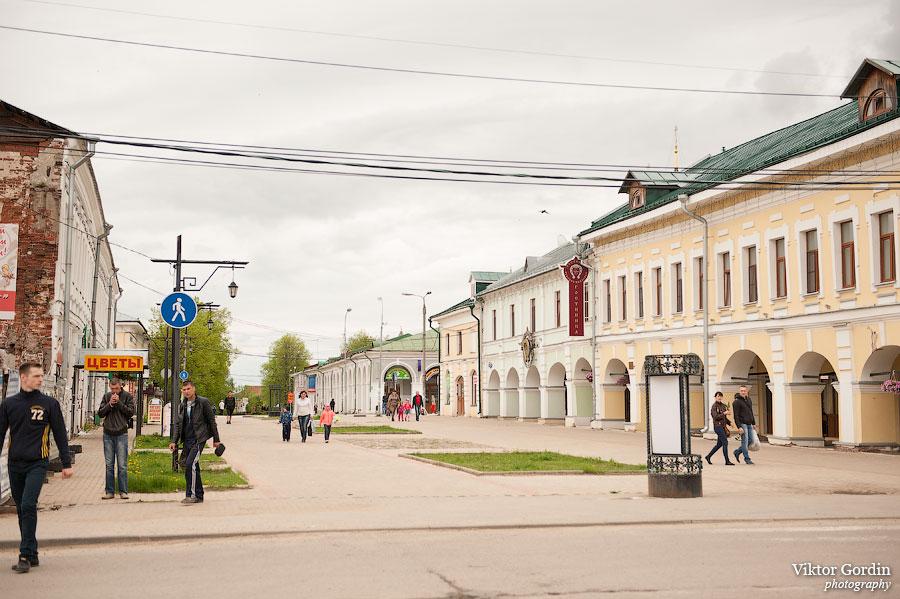 Весна в Ростове