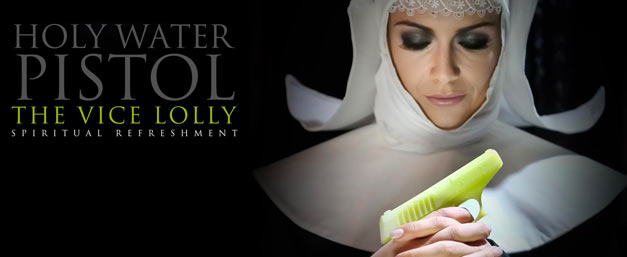 Vice Lolly - мороженое из святой воды и абсента -Порочная Лолли-