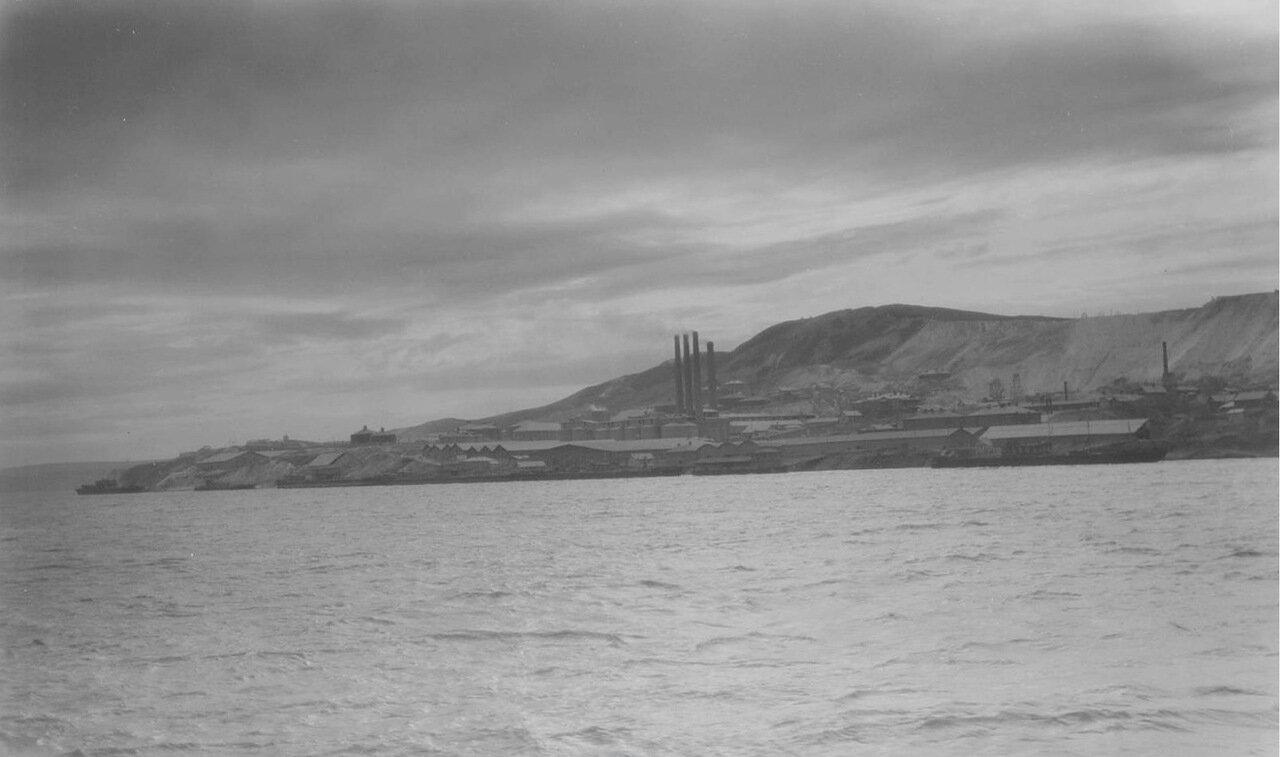 28. Вольск, цементный завод «Большевик»