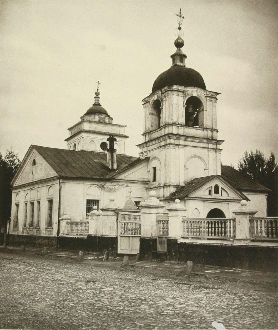 410. Церковь Ржевской Божьей матери