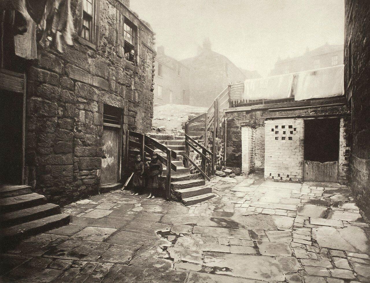 37. Старые дома на углу Джордж-стрит и Хай-стрит (#40)