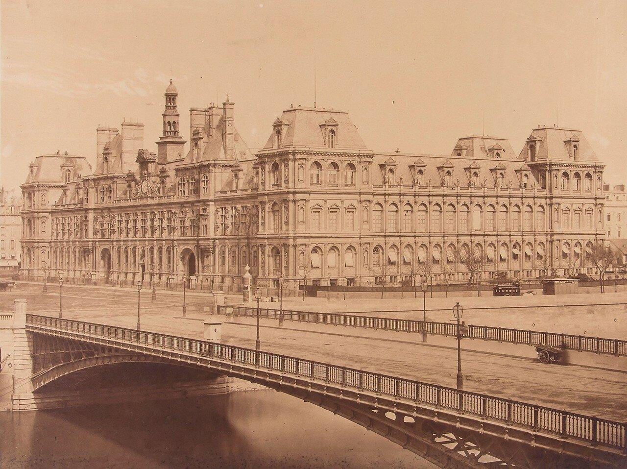 1850-е. Ратуша