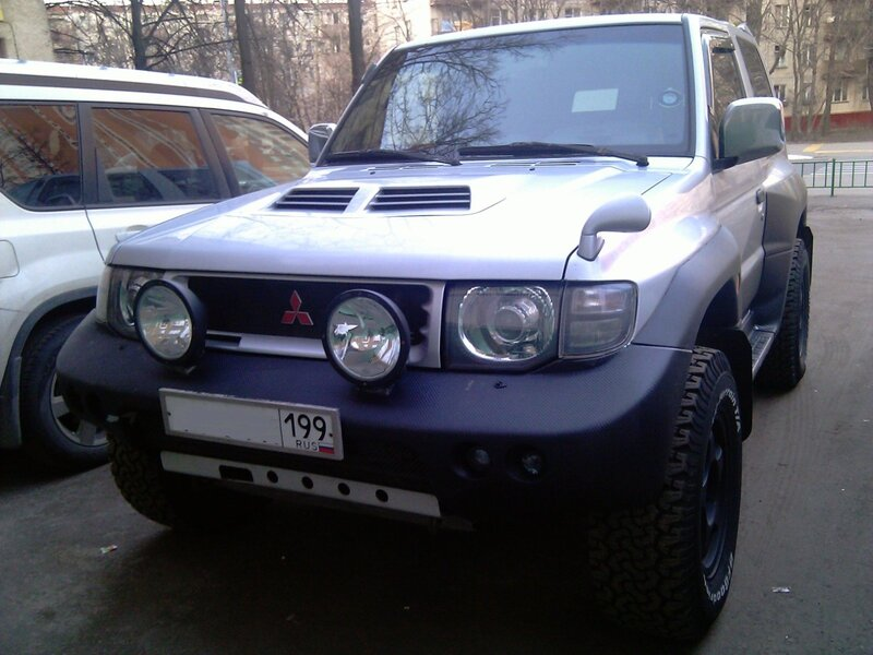 The Mitsubishi Pajero Owners Club View Topic Pajevo From Russia