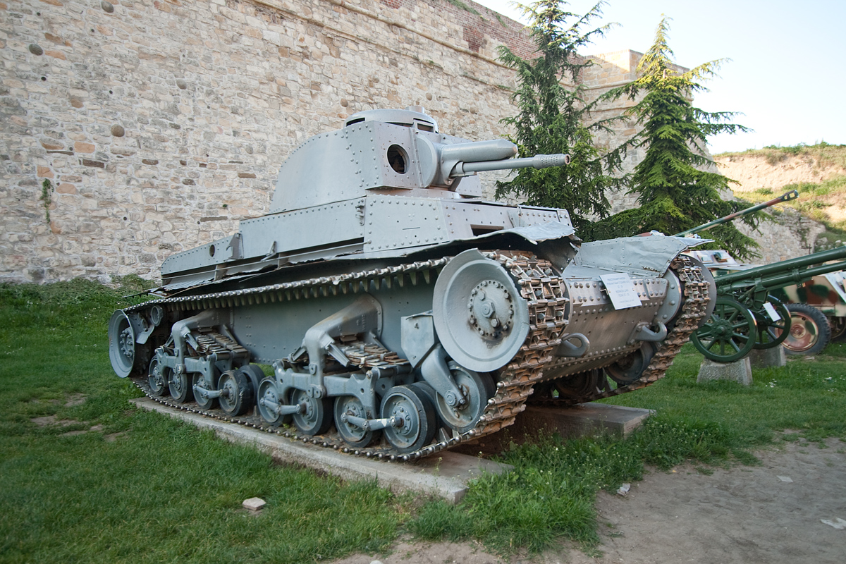 PzKpfw II Ausf. C (LT-35)