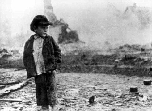 Война глазами детей...