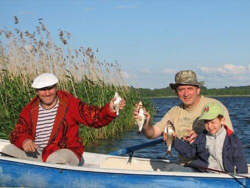 о селигер рыбалка и отдых с палатками