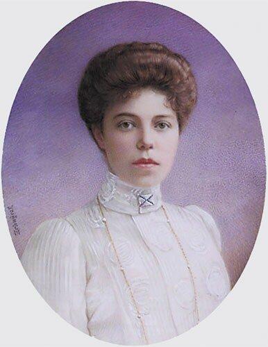 Великая княгиня Ольга Романова (1882-1960)