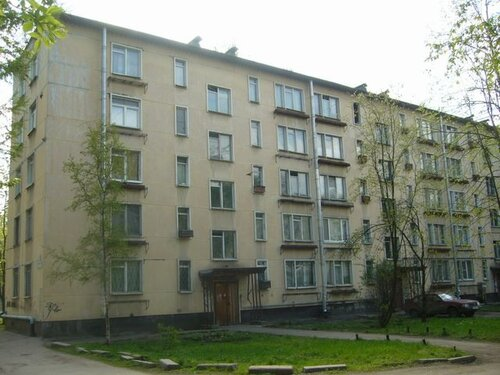 Краснопутиловская ул. 57