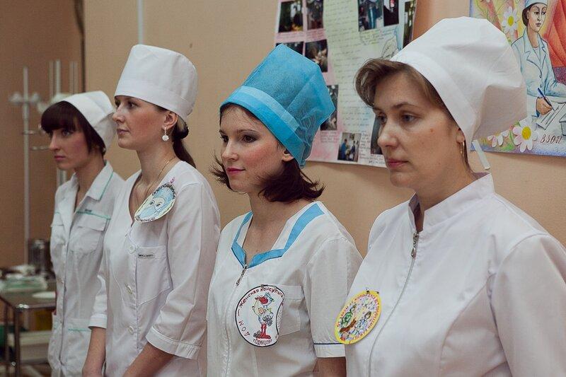 Уже традиционно в Одинцово из года в год и накануне Международного Женского дня проводятся соревнования   лучших медсестер Одинцовского района….