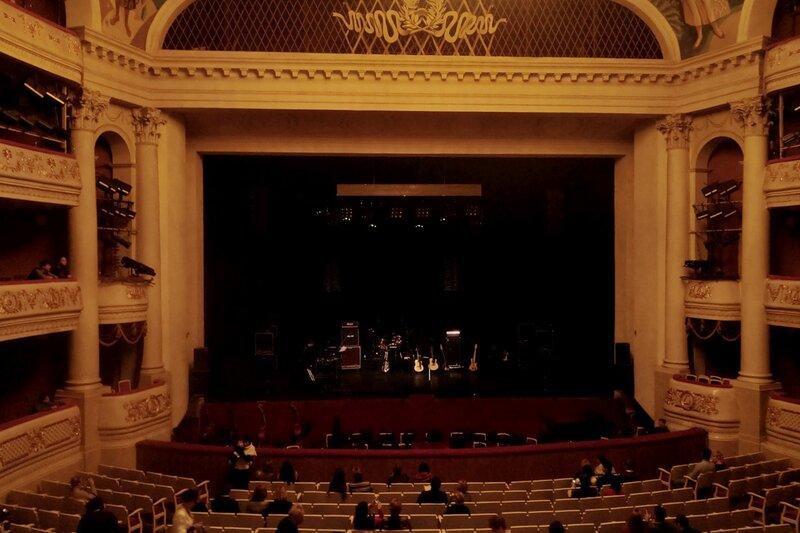 театре оперы и балета. Зал