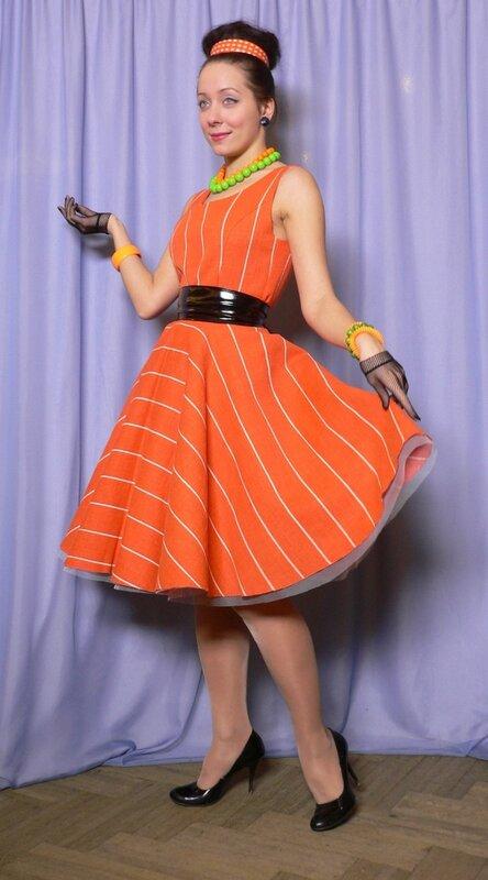 0 5a136 47003431 XL Коллекция костюмов «Стиляги» в стиле 1950 х годов (фотографии)
