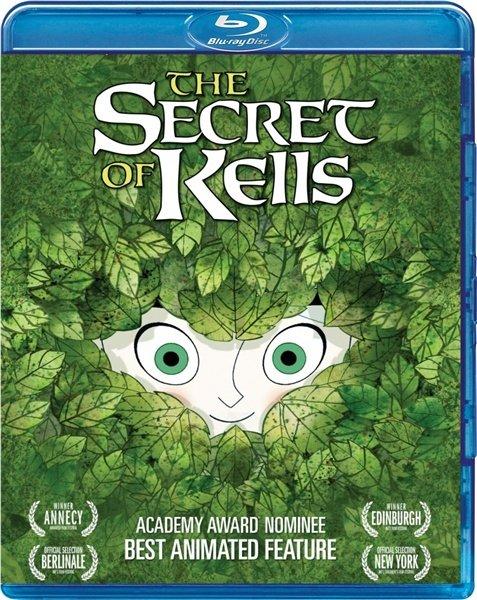 Тайна аббатства Келлс / The Secret Of Kells (2009/HDRip/1400Mb)