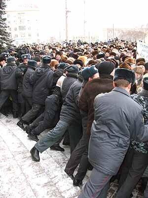 Митинг против Единой России в Ижевске соберет более 2 тысяч человек.