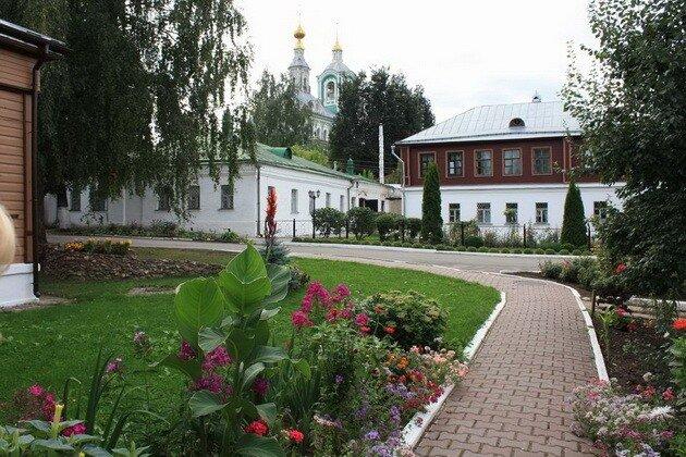 Свято-Успенский Княгин женский монастырь. Владимир