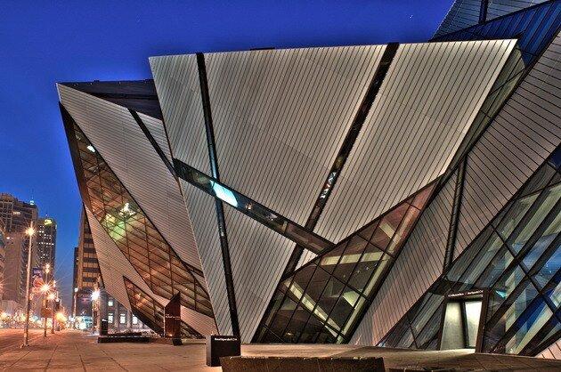 Королевский музей Онтарио. Канада