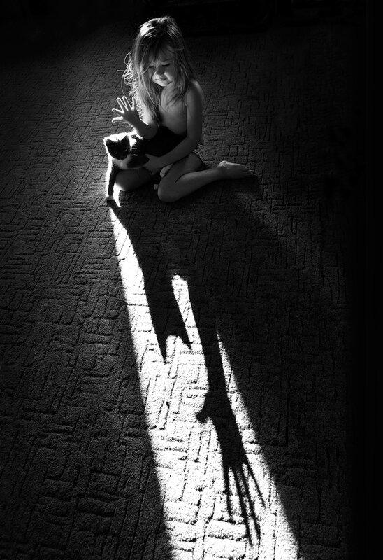 Игра с тенью