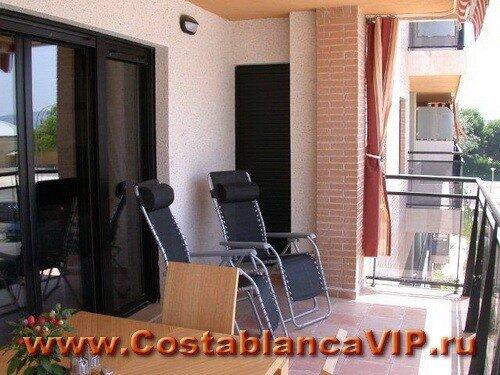 квартира в Gandia, квартира в Гандии, квартира в Испании, недвижимость в Испании, апартаменты в Испании, жилой комплекс с бассейном, Коста Бланка, CostablancaVIP