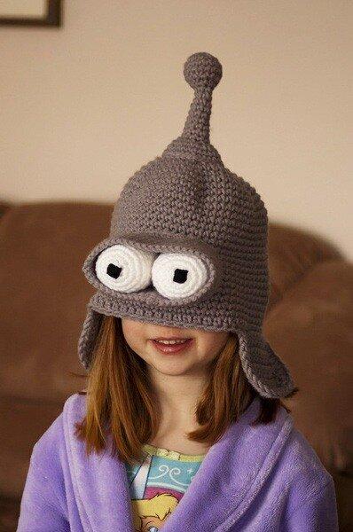 бендер шапка