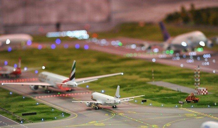 самый маленький аэропорт