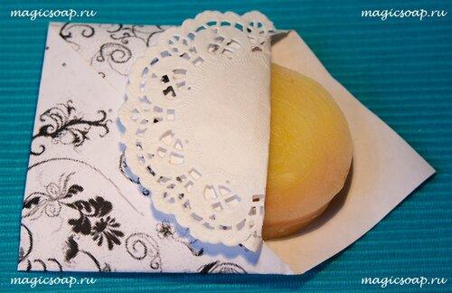 Симпатичная оригами упаковка